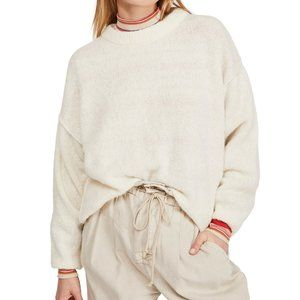 NWOT Free People Angelic Pullover